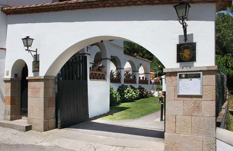 Restaurante Cal Tatano, Òrrius
